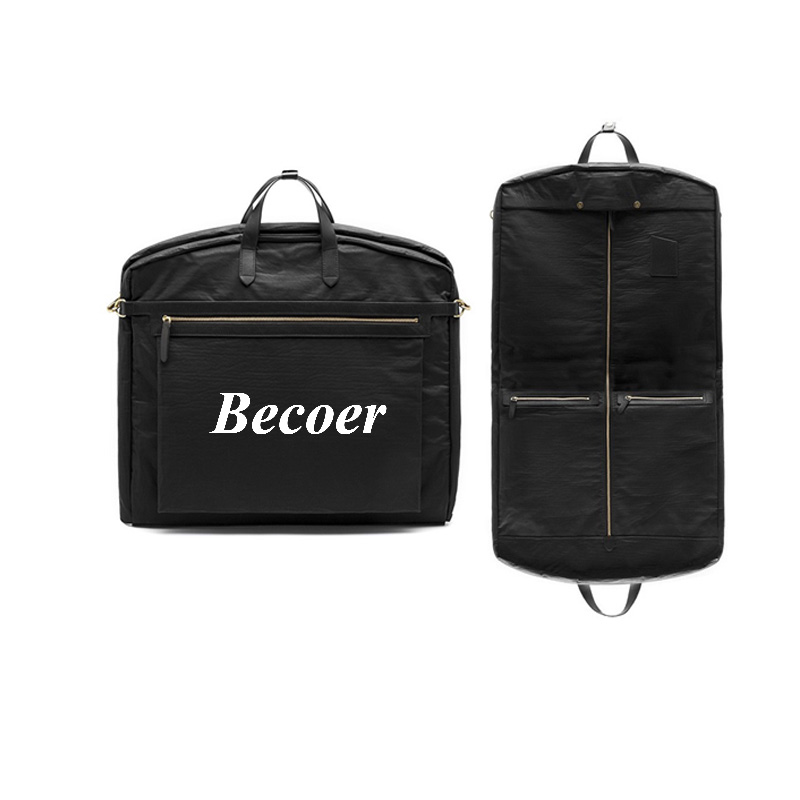 Leather Suit Travel Bag-BST003