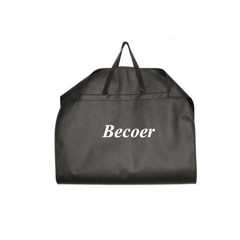 100% recyclable suit cover bag-BSC009
