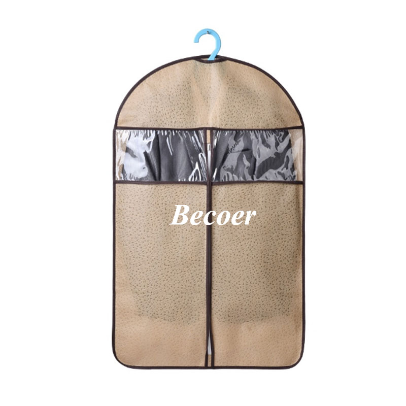 non woven suit cover bag