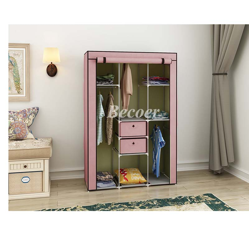 Tragbare Closet Organizer-BPC004