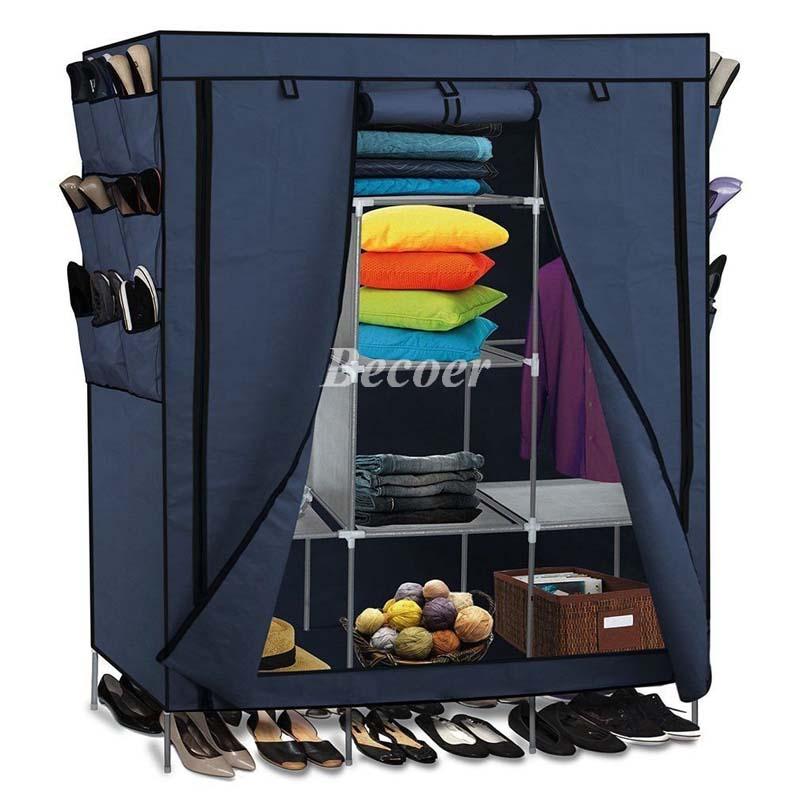 Portátil del organizador del armario-BPC005