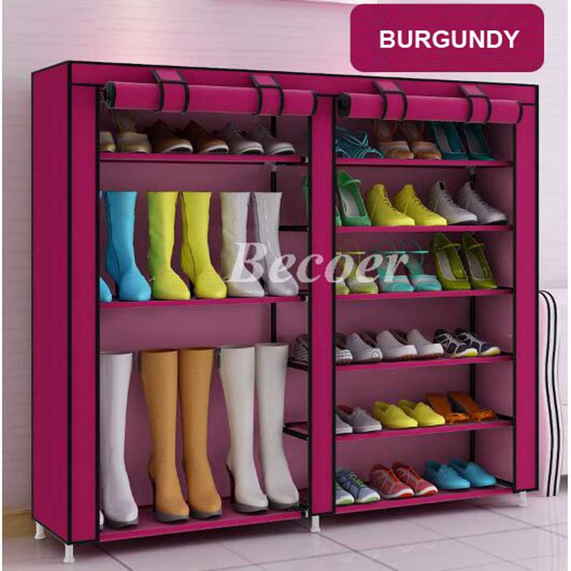 portable shoe organizer