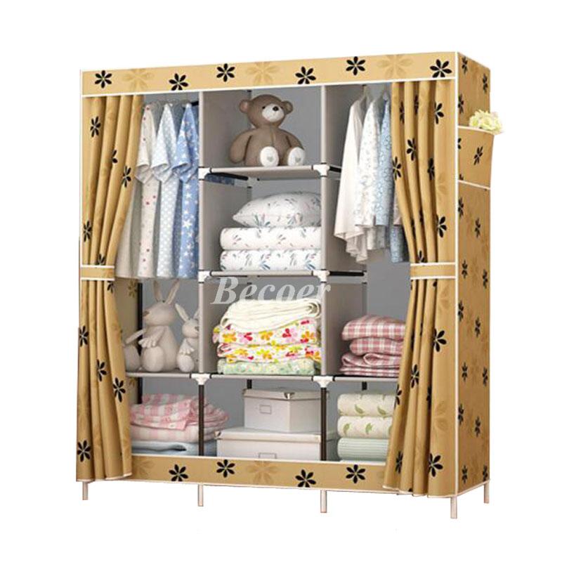 Portable Closet Organizer-BPC006