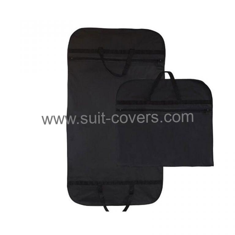 Suit Cover Bag for travel made of PEVA and non woven